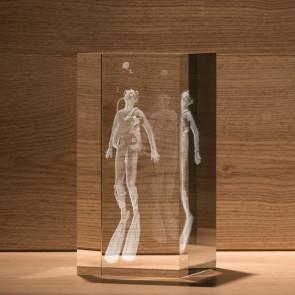 Rettangolo Crystal R200 3D
