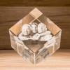 Cubo 45° Crystal CC100 3D
